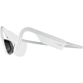AfterShokz Openmove Bone Conduction Headphones, alpine white